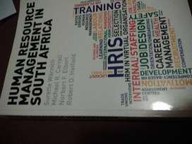 Human Resource Management In South Africa(5th edition)