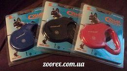 Поводок рулетка для собак Collar FLEXI флекси