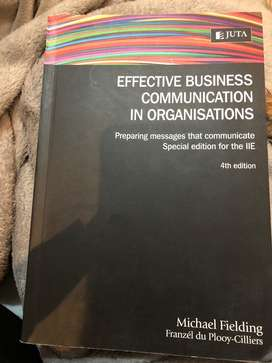 Effective Business Communication in Organisation