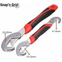 Универсальный гаечный разводной Ключ Snap'n grip.