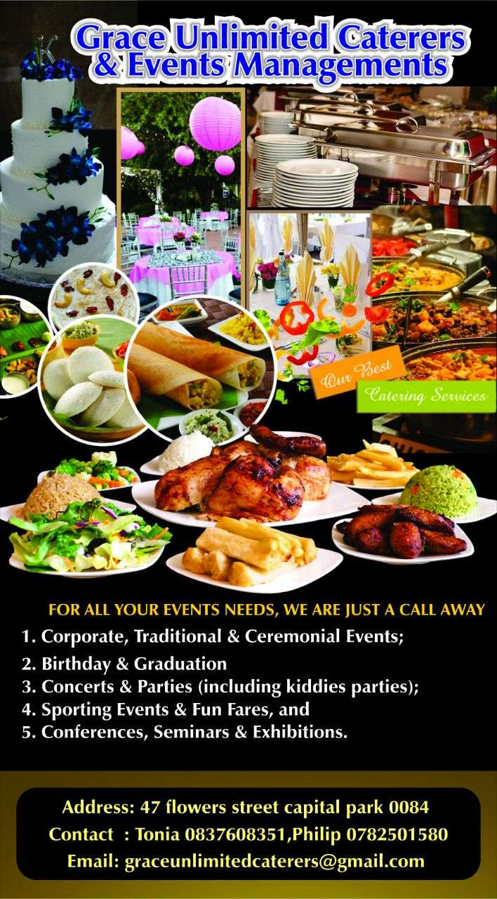 CATERING & EVENT Management 0