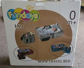 Bed & Travel Bed