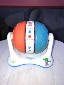 Leapfrog learning ball