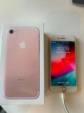 Rose gold iPhone 7 for sale | amazing condition