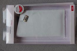 NOWE ETUI skórzany pokrowiec na telefon komórkowy skóra SAMSUNG SONY