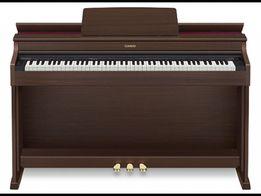 Nowe pianino cyfrowe Casio AP 470 BN + 5 lat gwarancji BRATPOL TORUŃ