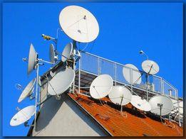 Установка и настройка спутниковых и T2 антенн