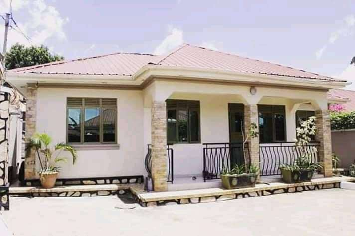 3bedrooms 2bathrooms house for sale in #Kira town at 180m sited on 13d 0