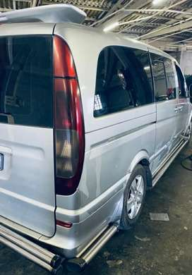 Vito with lexus V8 vvti engine for sale or swap.