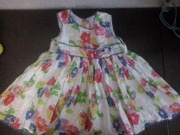 нарядное платье George для девочки 1год
