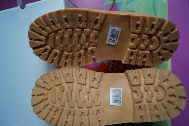 Ботинки для девочки и мальчика зимние замша, новые р,35,36,37,38,39,40 Киев - изображение 8