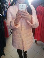 Płaszczyk kurtka dłuższa de facto rozmiar 36