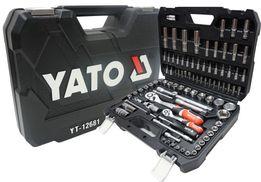 Набор инструментов для ремонта авто Yato 94 пр. YT-12681