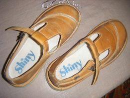 Туфли кожаные классные испанские 36 р-р