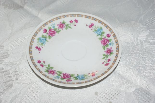 filizanki porcelana chinska z lat osiemdziesiatych Leszno - image 3