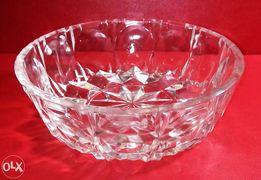 Икорница Богемия салатница вазочка хрусталь
