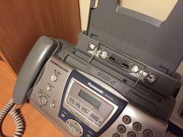 Факс з автовідповідачем Panasonic KX-FP148- Факсимильный аппарат Pa