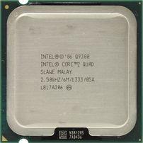 intel Core 2 Quad q9300/q9400/q9500/q9450/q9550