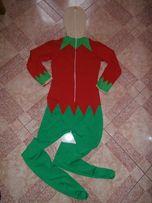 Kostium,przebranie,-kombinezon z lycry ELF-R-M/XL
