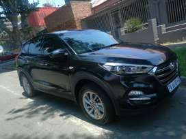 2017 HYUNDAI TUCSON 2.0 MANUAL