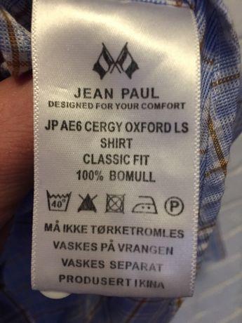 Koszula męska JEAN PAUL rozm. L Oryginał 100% bawełna Rzeszów - image 3