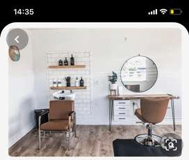 Wanted - 10sqm space for a hair salon