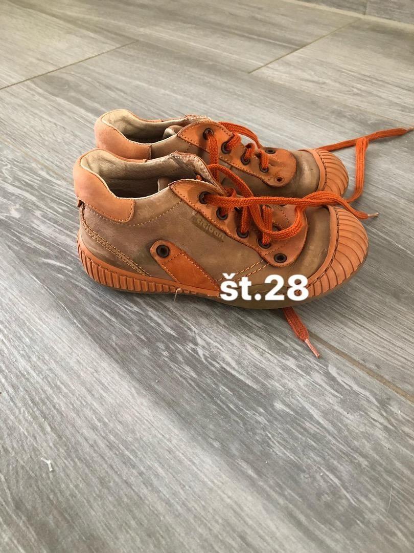 otroški čevlji 0