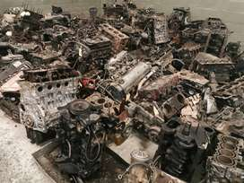 Engine spares for most vehicle make and models for sale
