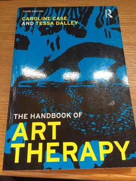 The handbook of art therapy for sale