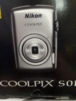 продам новый фотоаппарат никон s01