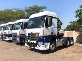 100 Trucks Required for Contract - 34 Ton Side Tippers