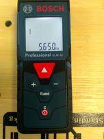 Лазерная рулетка (дальномер) BOSCH GLM 40 (0601072900).