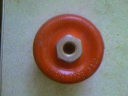 """Щетка для УШМ, 65 мм, М14, """"чашка"""", витой металлический провод MTX"""