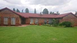 Reduced Price Spacious family home on 2.2Ha plot