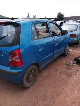 Hyundai Atos stripping for spares