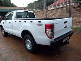 Ford Ranger 2.2 4x4 Diesel Engine Single Cab Manual For Sale