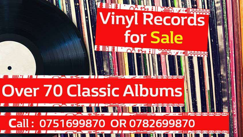 vinyl records for sale 0