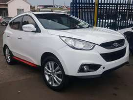 2014 Hyundai ix35 2.0 SUV comfortline with leather seats
