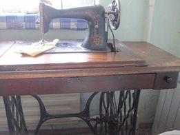Рабочая Швейная машина