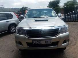 Toyota hilux double cab 3.0d4d engine capacity
