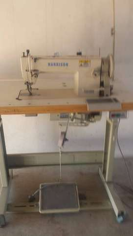 New used industrial sewing machine