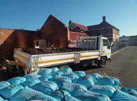 4 Tons trucks and 1 tons bakkies for Removals