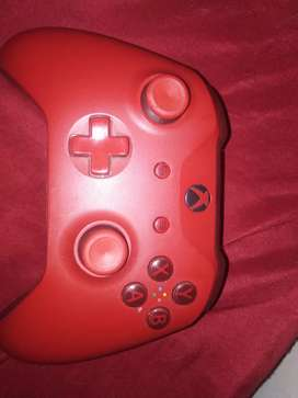 Xbox one controller v2 red