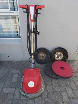 FOR SALE: Vortex Rotary Single Disc Scrubber