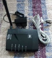 AVM FRITZ!Box Fon WLAN 7170 (10 linii VoIP+Router+ISDN) +antena 9dBi