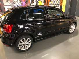 2014 Volkswagen Polo 1.2 TSI Highline