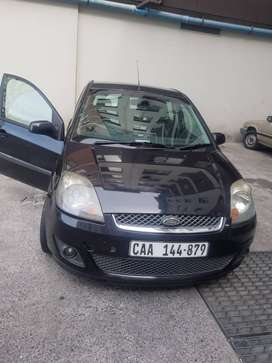A nice ford fiesta(2009) for sale