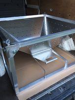 Zbiornik aluminiowy do odłowu, transportu ryb, Opolskie, Niemodlin
