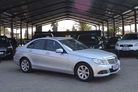 2012 Mercedes-Benz C180 BE Classic A/T