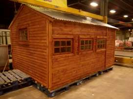 Approved Loghomes and Wendy Houses